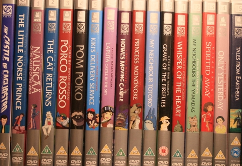 Studio Ghibli Collection Complete To Date The Trail Of Camulos