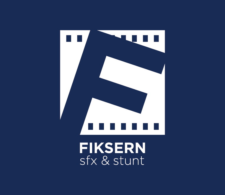 Fiksern AS new logo